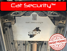 """Cat Securityâ""""¢ 04-09 Prius Catalytic Converter Security / protection / Shield"""