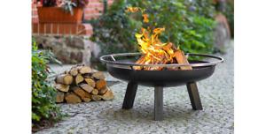 Feuerschale Porto 60,70,80,100cm Durchmesser Grill Outdoor