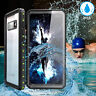 For Samsung Galaxy S10 Plus Case Waterproof Shockproor Built-in Screen Protector
