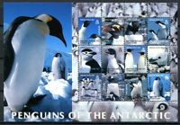 BRIT. ANTARKTIS BAT ANTARCTIC 2003 Pinguine Penguins 369-380 ** MNH