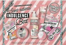 """NEW in Box: SOAP & GLORY """"Scent-Sational"""" INDULGENCE Gift Box"""