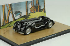 Coche De Película Batman Batmobil #37 ANIMATED SERIES comics modelo 1:43