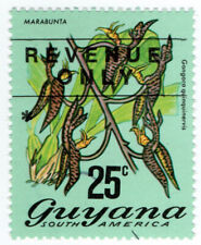 (I.B) British Guiana (Guyana) Revenue : Duty Stamp 25c (type I)