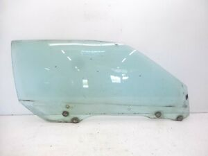 82-92 CAMARO FIREBIRD TINTED PASSENGER SIDE DOOR GLASS WINDOW (READ DESCRIPTION)