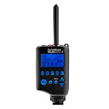 PocketWizard MultiMAX II Transceiver Remote Control Radio Slave - Photographic