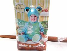 Incharacter Dinky Baby Dragonfly Costume Small 6 - 12 Months