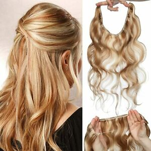 """Body Wave 100% Remy Human Hair  Loop Micro Ring Beads Hair Extension 100g 16-26"""""""