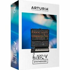 NEW Arturia Arp 2600 V3 Analog Synthesizer Instrument Pro Tools Plug In PC/MAC