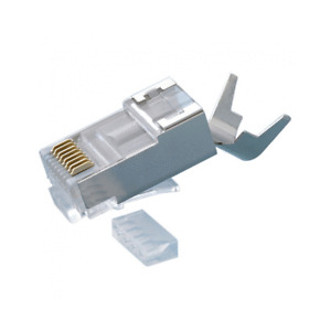 Platinum Tools 106195 RJ45 Cat6A 10 Gig Shielded w/Liner