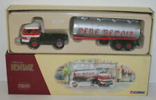 CORGI 1/50 SCALE COLLECTION HERITAGE 71802 RENAULT JL20 SEMI CITERNE PERE BENOIT