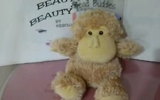 Bead Buddies, Aromatherapy Plush, Microwavable and Freezable MONKEY   NEW