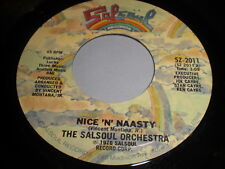 The Salsoul Orchestra: Nice 'N' Naasty / Nightcrawler 45
