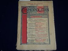 1889 MARCH THE COSMOPOLITAN MAGAZINE - THE RING OF THE NIEBELUNG - ST 5588
