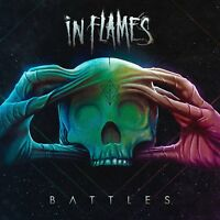 IN FLAMES Battles (2016) 12-track CD album NEW/SEALED