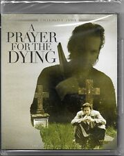 A Prayer For The Dying (Blu-ray) New Twilight Time All Regions Free Reg Post