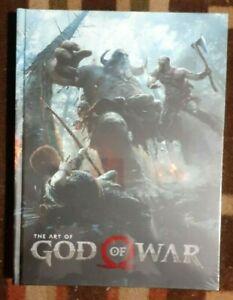 The Art Of God Of War Hardback Art Book New & Sealed