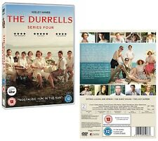 THE DURRELLS 4 (2019) aka DURRELLS IN CORFU TV Drama Season Series R2 DVD not US