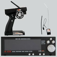 Flysky FS-GT3B 2.4G 3CH Transmitter + Receiver for RC Car Vehicle Radio FV