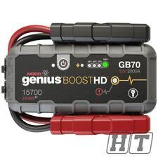 Starthilfegerät Noco Gb70 Boost HD 2000a 12V Jump Starter für Generic Eppella