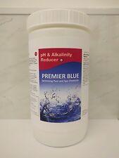 PH 1kg meno-Granuli-Pool & Spa trattamento-Premier Blu