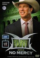 WWE No Mercy 2004 DVD REGION CODE 2