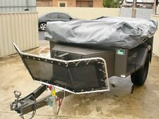 Stone Guard Camper Trailer Caravan / Hot Galv Dipped / Universal Fitting