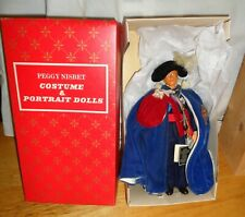 Xrare-1980'S Nisbet Hrh Prince Charles In His Order Of The Garter-Coa,Box,Crown