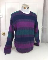 VERBIER Vintage Wool Sweater Men's Large