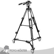 Walimex pro ei-9901 video-pro-trípode + trípode carro (15882) nuevo embalaje original