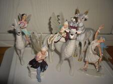 Schleich Bayala Sammlung Fantasy Eiselfen Sunaya Yamuna 70459 Aguya 70470 Elfen