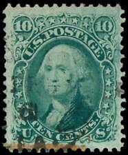 momen: US Stamps #96 Used SUPERB 2 PF Certs