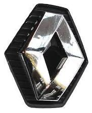 RENAULT CLIO II PH2 2001-2006 Front badge emblème DIAMOND + Support de plaque KANGOO