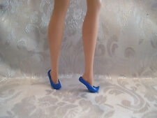 FITS BARBIE SILKSTONE FRANCIE SKIPPER BLUE CT CURVED POINT GENIE JEANNIE SHOES