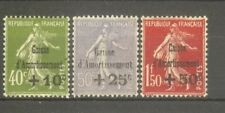 "FRANCE STAMP TIMBRE 275/77 "" CAISSE AMORTISSEMENT 5e SERIE "" NEUFS xx SUP H446"