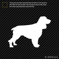 (2x) Field Spaniel Sticker Die Cut Decal Self Adhesive Vinyl dog canine pet