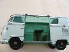 Lesney Volkswagen Caravette Vintage Matchbox No 34 Mint Green