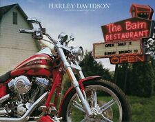 2008 HARLEY-DAVIDSON CVO FXDSE2 DYNA BROCHURE -SCREAMIN EAGLE-105TH ANV