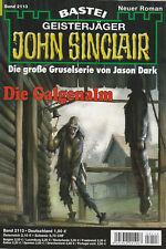 JOHN SINCLAIR Nr. 2113 - Die Galgenalm - Jason Dark - NEU