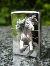 ZIPPO, 3D HORSE, LIMITED EDITION ((EXTREMELY RARE))