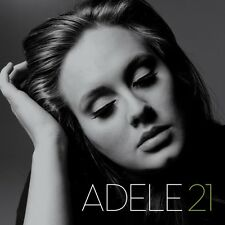 "ADELE ""21"" CD 11 TRACKS NEU"