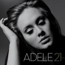 "ADELE ""21"" CD 11 TRACKS NEU"