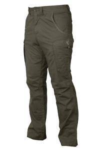 Fox Collection Green Silver Combats Angelhose Hose gute Qualität ansehen
