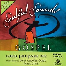 West Angeles Mass Choir - Lord Prepare ME - Accompaniment CD New