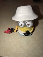 2017 McDonalds Minions Despicable Me 3 Toys - Crab Bite Minion #5 (1)!