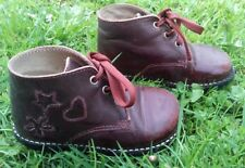 chaussures cuir lacet 22