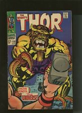 Thor 155 GD+ 2.5 * 1 Book Lot * Now Ends the Universe by Stan Lee & Jack Kirby!
