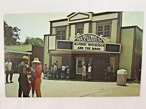 Hollywood Wax Museum Funway At Cedar Point Sandusky Ohio Postcard Unposted