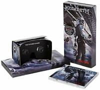 Megadeth - Dystopia (2016)  Limited Edition CD + VR Goggles  NEW  SPEEDYPOST