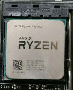 AMD Ryzen 7 1800X Sockel AM4 CPU 8-Core YD180YBCM88AE (2700X)