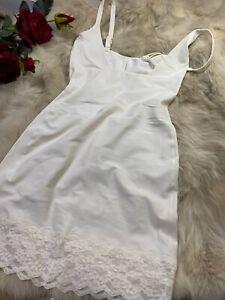Unbranded ivory Camisole Top sleepwear nightwear size M